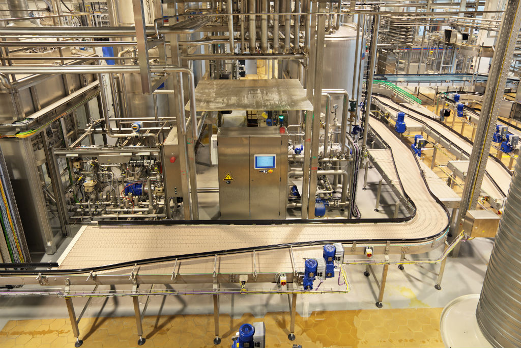 term papers on batch processing in a bottling plant
